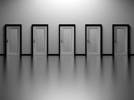 Plaatje deuren